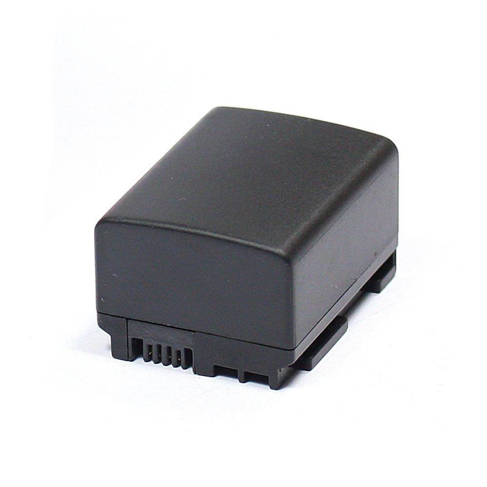 800mAh BP-808 BP-807 BP-809 BP-819 BP-827 accu Ricambio subtel 2X Batteria Compatibile con Canon XA10 HG10 HG20 VIXIA HF G20 G10 HF20 S100 LEGRIA HF G25 G10 HF200 HF10 HF100 FS300 FS200 FS100 FS10