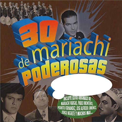 30 De Mariachi Poderosas