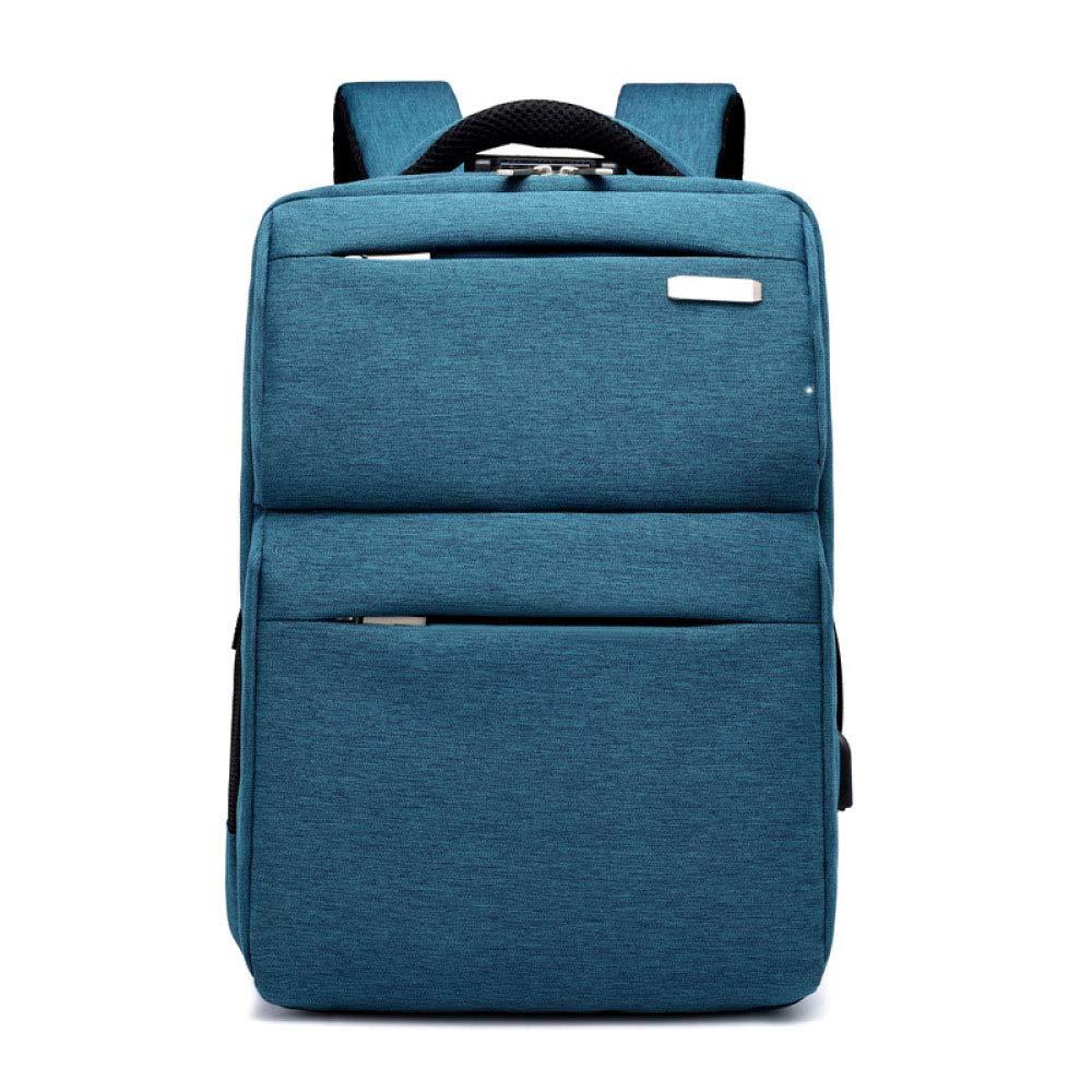C GFLD Computer bag Large capacity men's business USB charging antitheft shoulder bag multifunctional travel bag student Schoolbag