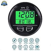 GPS Cuentakilometros Velocimetro digital Speed Meter Waterproof Digital