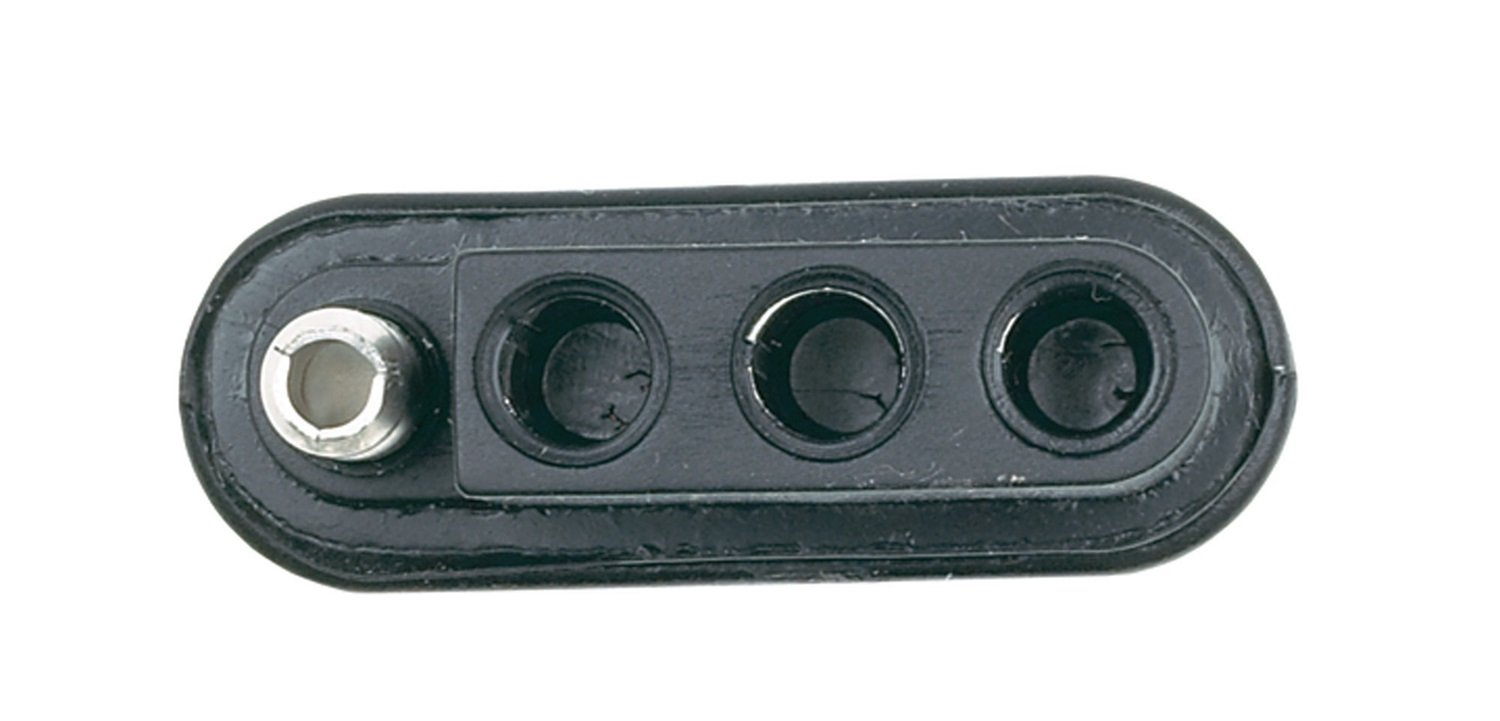 Hopkins 48005 12 4 Wire Flat Vehicle Connector Hopkins Manufacturing
