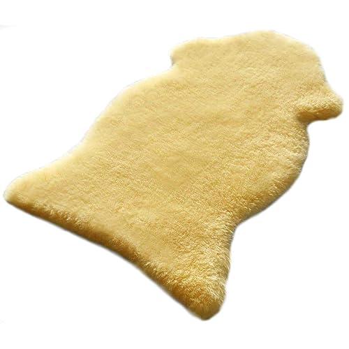 Baby Lammfell medizinisch gegerbt ca. 80-90 cm Babylammfell schadstoffrei
