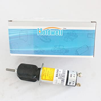 Amazon holdwell shutdown solenoid valve for woodward 1504 holdwell shutdown solenoid valve for woodward 1504 12a2u1b1s1 307 2546 12v sciox Choice Image