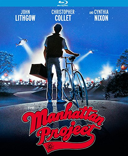 The Manhattan Project (1986) [Blu-ray]