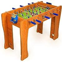 Ahşap Masa Maçı Yekpare Langırt Oyuncak Büyük 4 kollu