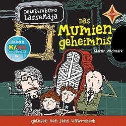 Das Mumiengeheimnis (Detektivbüro LasseMaja 2)