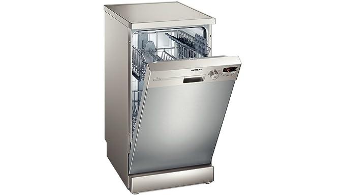 Siemens SR25E830EU lavavajilla Independiente 9 cubiertos A+ ...