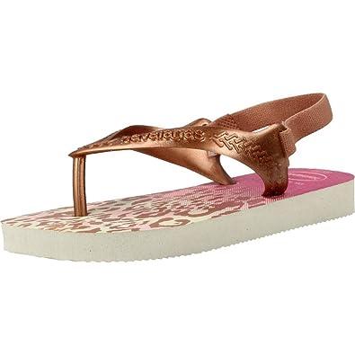 fd78672dd Havaianas Girls  Baby Chic Ii Flip Flops  Amazon.co.uk  Shoes   Bags