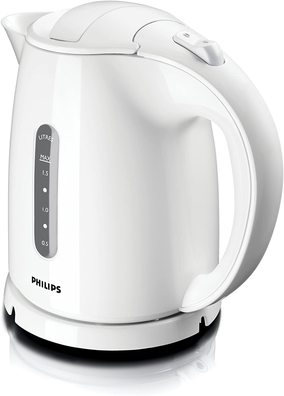 Philips HD4646//20 Calentador de agua Negro//Plata