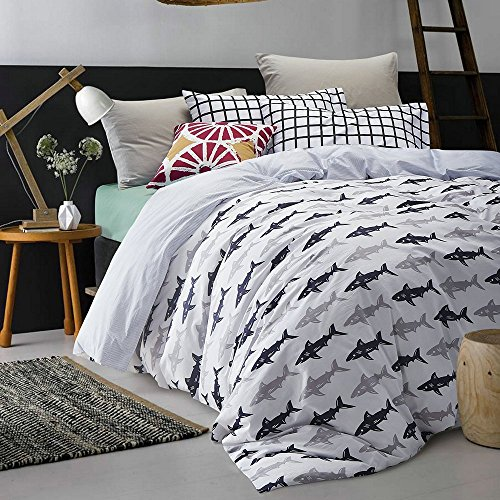 shark bed covers - 3