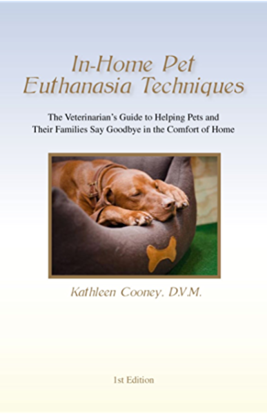 Amazon Com In Home Pet Euthanasia Techniques Ebook Cooney Kathleen Kindle Store