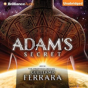 Adam's Secret Audiobook