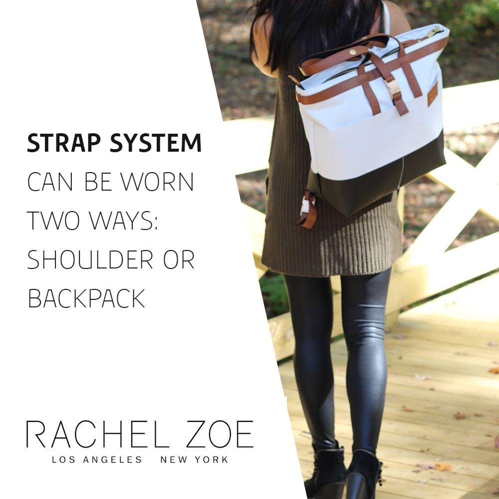 Amazon.com: Quinny para Rachel Zoe Jet Set Diaper Bag: Baby