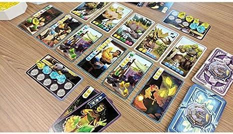 Plan B Games - Century Spice Road - Juego de Estrategia: Amazon.es: Juguetes y juegos
