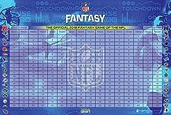 2018, 2018, 2018 NFL Fantasy Football Dr...