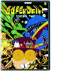 Superjail: Season 2