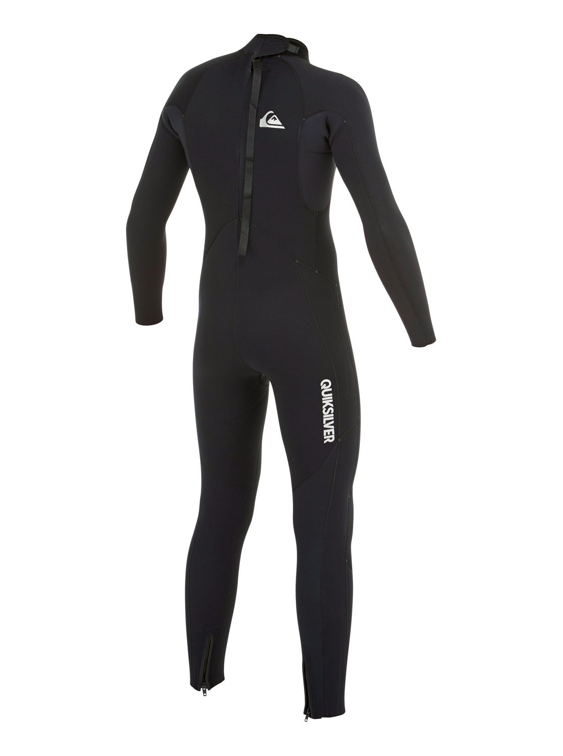 128b6038bc Amazon.com  Quiksilver 5 4 3mm Kid s   Junior s Syncro Base Fullsuit -  Black