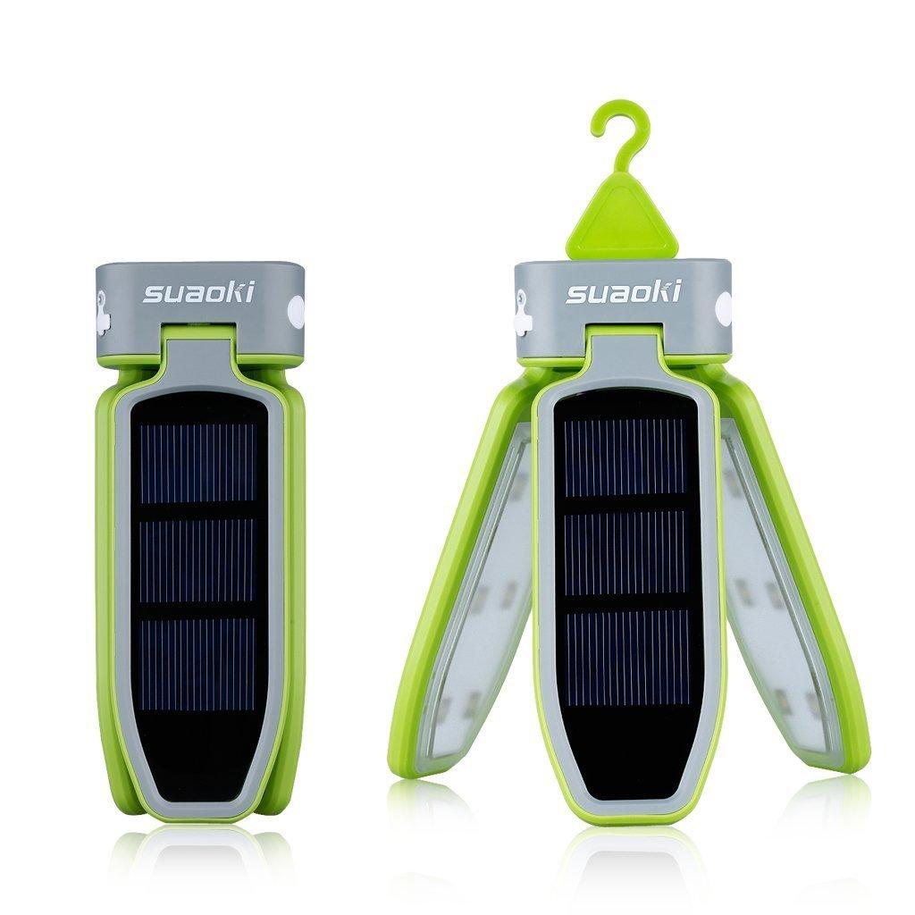 SUAOKI - Mini Linterna LED portátil y colgable para Camping ...