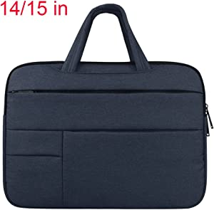 Junda 15.6-Inch Notebook Laptop and Tablet Bag