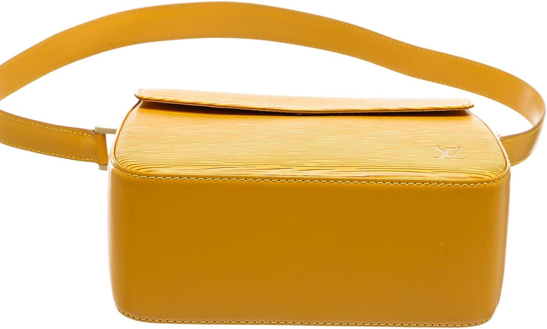 Louis Vuitton - Bolso mochila para mujer amarillo amarillo: Amazon.es: Equipaje