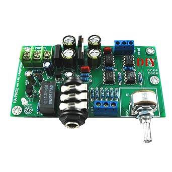 Amazon com: ModuleFly HA-PRO2 Ultra Low Noise Low Distortion