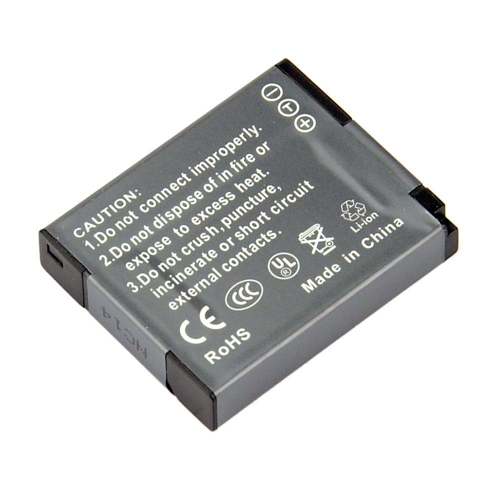 DC145E Caricabatteria per Pancomeonic DMW-BCM13E DMW-BCM13PP Lumix TF5//DMC-TS5//DMC-TZ40//DMC-TZ41//DMC-ZS27/DMC-ZS30/DMC-ZS35/DMC-FH27/ZS45/ZS50 DSTE 2-pacco Ricambio Batteria