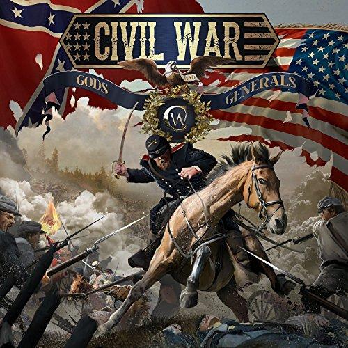 Civil War: Gods & Generals (Limited Edition) (Audio CD)