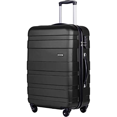 Amazon.com | Merax Afuture 20 24 28 inch Luggage Lightweight ...