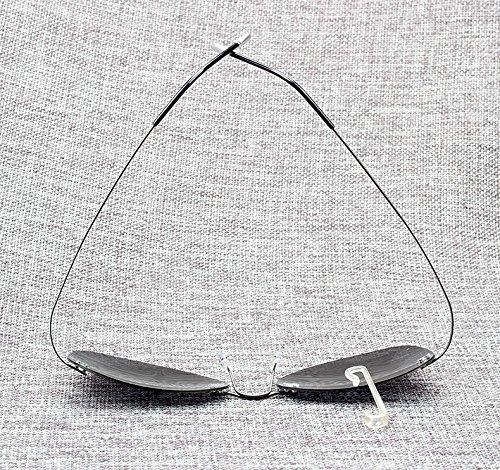 titanio ultraligeras Aprigy hombre de 1 Gafas sol polarizadas 3 de Fashion para wqYTR
