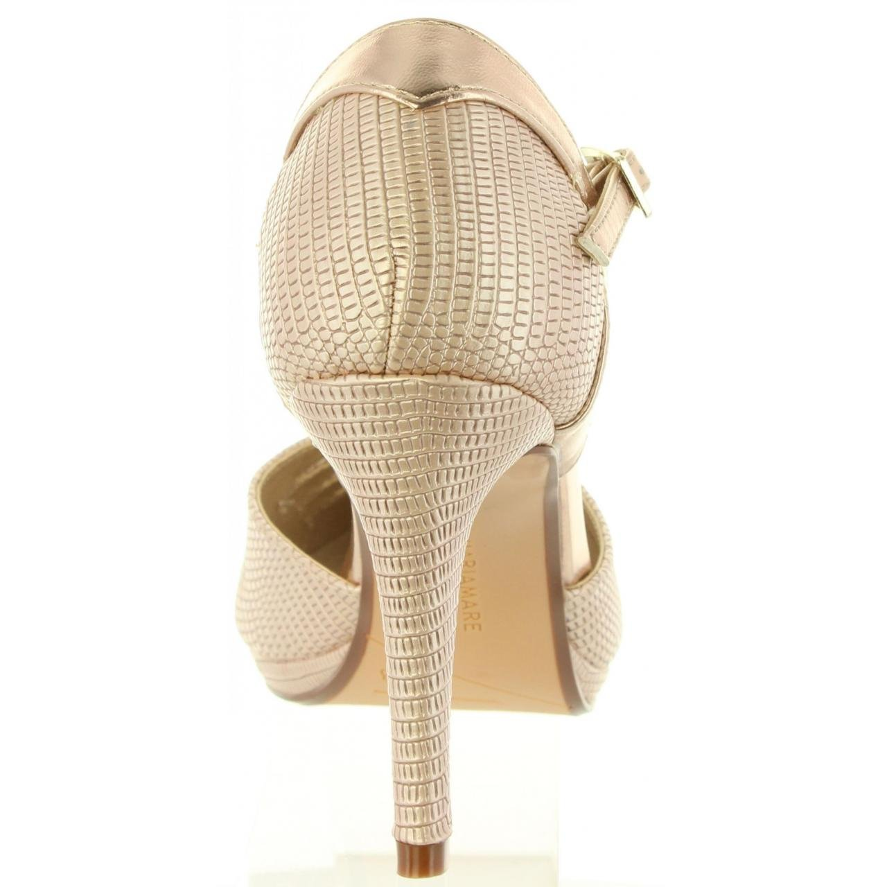 maria mare mare maria sandali par femme 67148 amazon.it c39195 oro rosa: eb936f