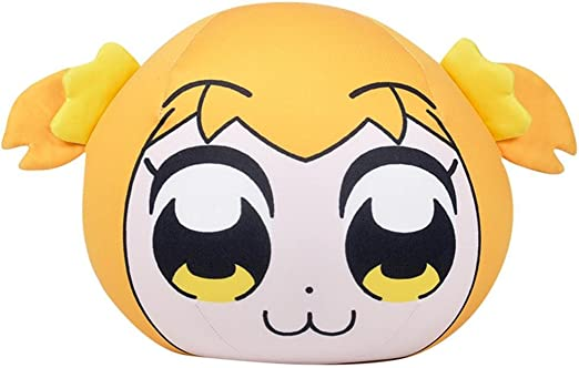 POP TEAM EPIC Popuko Pipimi Plush Stuffed Doll Toy Cushion Hold Pillow Cosplay