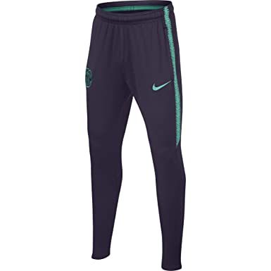 Nike Infantil FC Barcelona Dry Squad Pantalón, otoño/Invierno ...