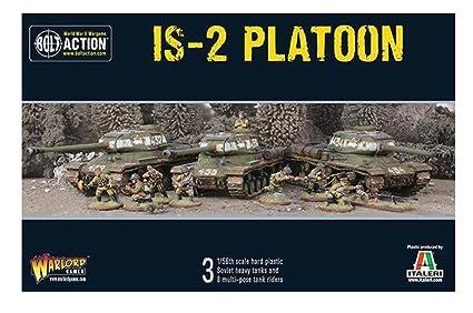 Amazon com: Bolt Action: IS2 Platoon: Toys & Games