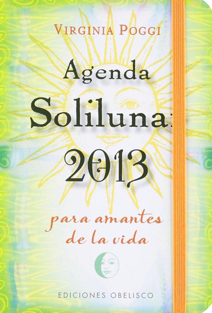 Agenda 2013 Solilunar (AGENDAS Y CALENDARIOS): Amazon.es ...
