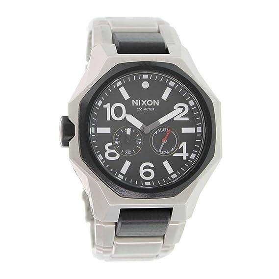 Reloj Nixon The Tangent A397000 Hombre Negro