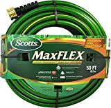 Swan Products SMF58050CC Scotts MaxFLEX Lightweight Garden Hose with Crush Proof Couplings...