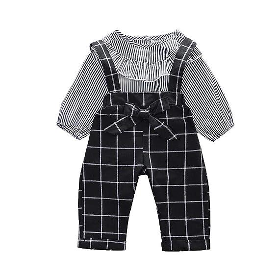 2pcs Toddler Kids Baby Girls Spring Autumn T Shirt Tops+Dress Clothes Outfit Set