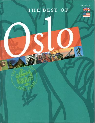 8278910154 - Jorgen Carling: The Best of Oslo - Bok