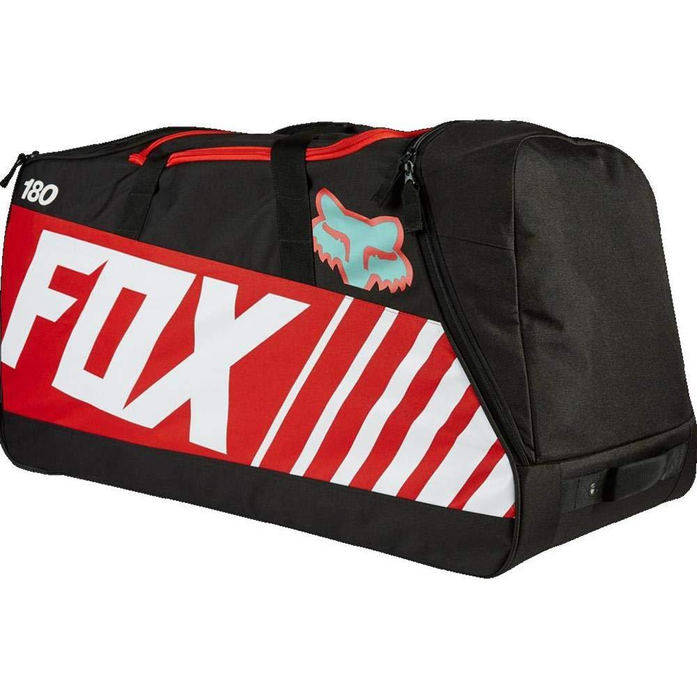 Fox 19987 –  003 de OS Gear Bag Shuttle 180 Roller GB Print, Red, OS Fox 19987-003de OS Gear Bag Shuttle 180Roller GB Print FOX HEAD EUROPE 19987-003-OS
