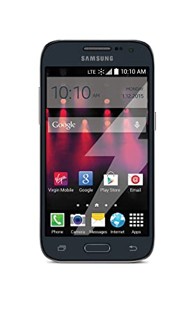 Amazon.com: Samsung Galaxy Core Prime Rossa Color Blanco ...