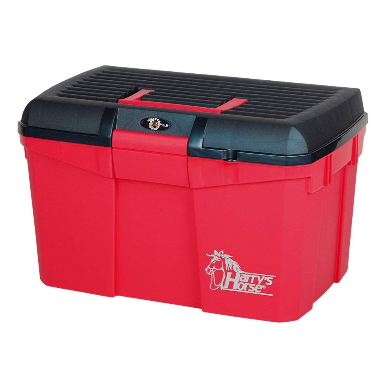 Lincoln Limited Edition Tack Box (One Size) (Raspberry)