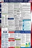 2018 California and Federal Labor Law Poster