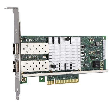 Tarjeta de Red Gigabit PCI-E X8 de 2 Puertos, Tarjeta de Red ...