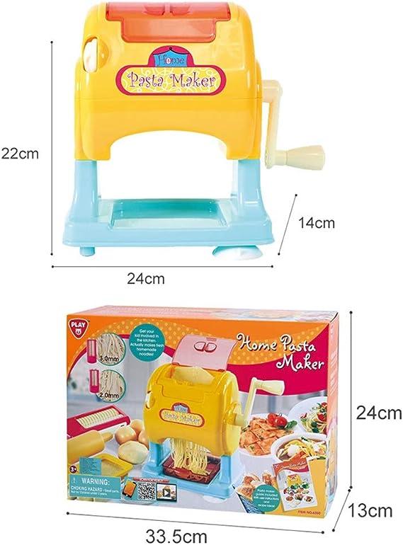 Juguetes de Cocina Juguetes De Máquina De Pasta De Cocina Juguetes ...