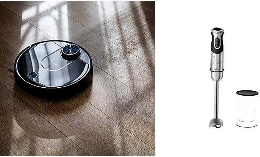 Cecotec Robot Aspirador Conga Serie 3690 Absolute + Batidora de ...