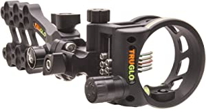 TRUGLO Hyper-Strike Ultra-Light Long Range Bow Sight