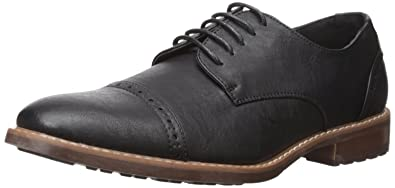 Madden Men's M Atkin Oxford, Black, ...