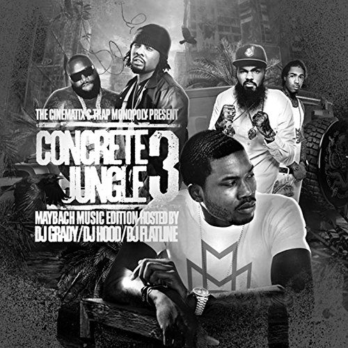 Concrete Jungle 3 [Explicit]