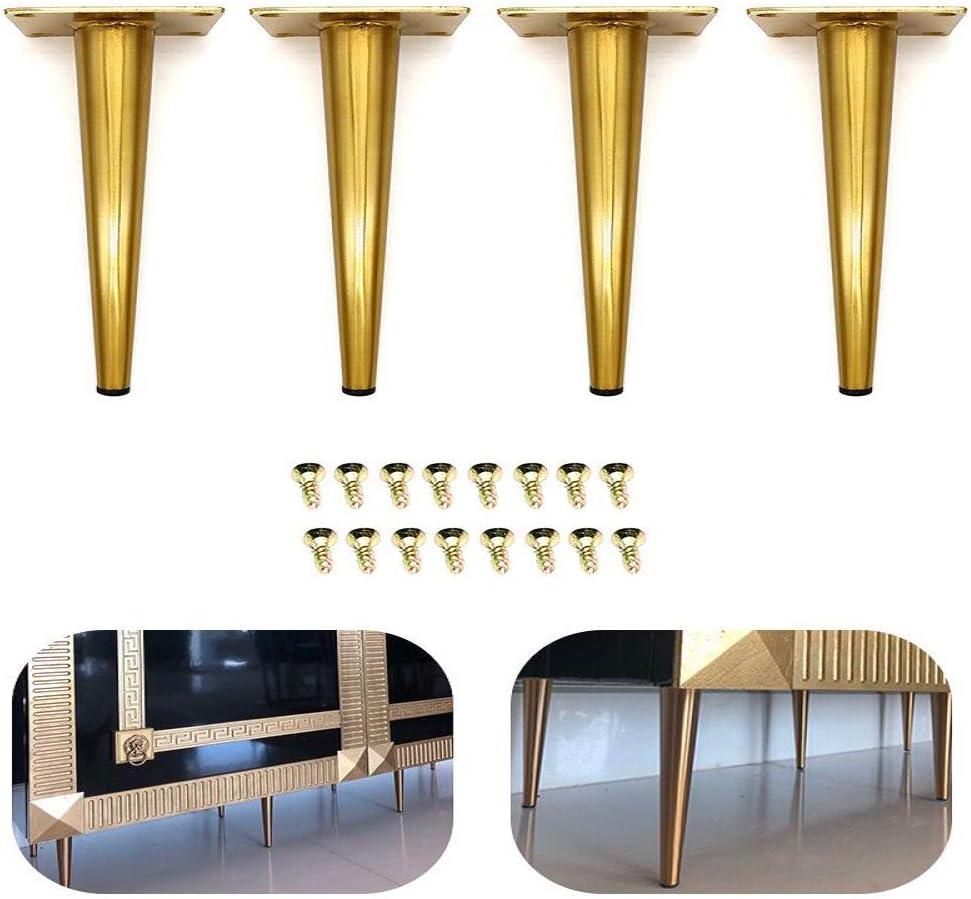 2 barras estructura de metal para mesa de comedor para mesas de centro color negro mesas de comedor modernas patas de 12 mm de di/ámetro patas de mesa de 71 cm uyoyous 4 patas de mesa