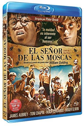 El Señor de las Moscas BD 1963 Lord of the Flies